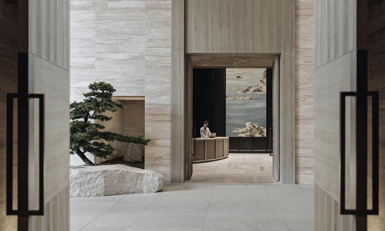 Park Hyatt Shenzhen / パークハイアット深セン